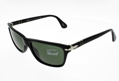 new product high quality most popular Lunettes de Soleil PERSOL 3026S NOIR