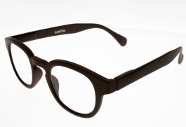 "Lunettes de Lecture Loupe Oxford Taupe  """"the new trend"