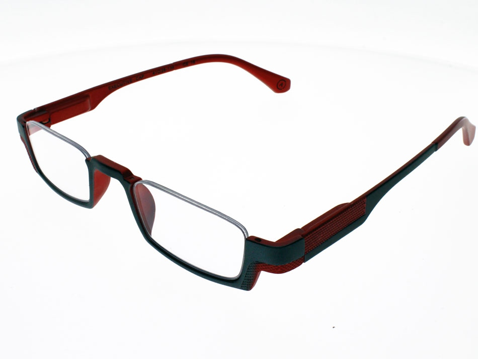 "Lunettes de Lecture loupe EXECUTIVE CAP  """"Ultra Flexible"
