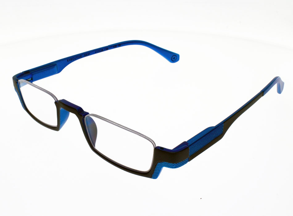 "Lunettes de Lecture loupe EXECUTIVE SKIP  """"Ultra Flexible"