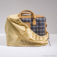 Leather and Wool Bags from Fratelli Noviello