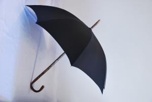 Hazel wood umbrella