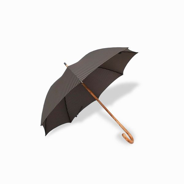 Clear Hickory wood umbrella LIMITED EDITION