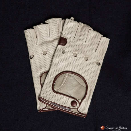 Unlined Leather Mittens